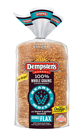 Dempster's® Double Flax Bread