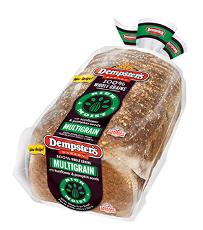 Dempster's® Multigrain (with Sunflower & Pumpkin Seeds)