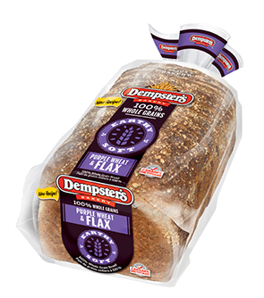 Dempster's® Purple Wheat & Flax Bread