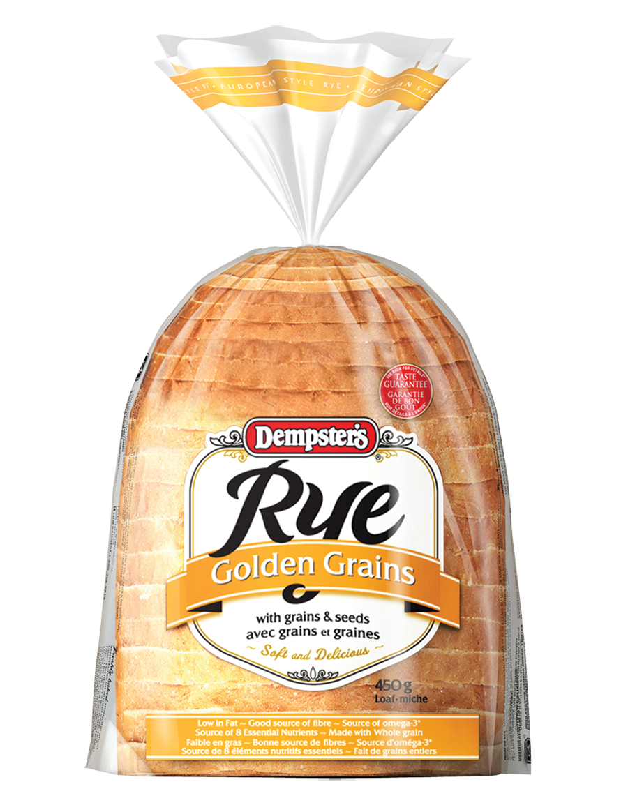 Dempster's® Rye Golden Grains Loaf