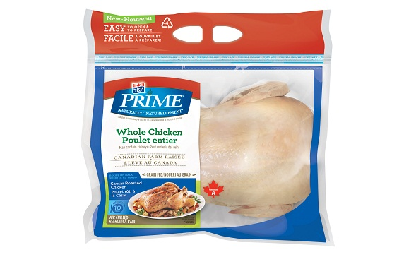 Maple Leaf Prime® Naturally®* Whole Chicken