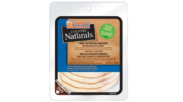 Schneiders Country Naturals Oven Roasted Turkey Breast
